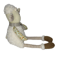 Plush Toy Lamb - Natural