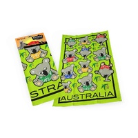 Kitchen Towels - Playful Koalas Design