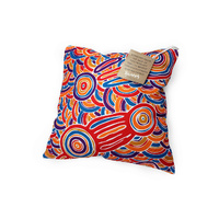 Cushion Aboriginal Design - Landmarks Design - Stephen Hogarth