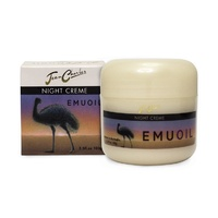 Skin Cream Emu Oil Night 100g Jean Charles